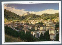 °°° Cartolina - Serina Panorama Viaggiata °°° - Bergamo