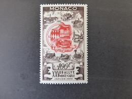 MONACO  Rallye De Monte-Carlo N° 420  Neuf Sans Charnière Cote 135 € - Monaco