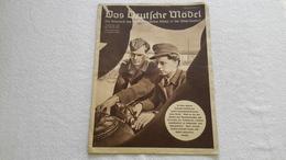 Raree Zeitschrift Das Deutsche Mädel In Der HJ 1944 Bund Deutscher Mädels BDM JM - 1939-45