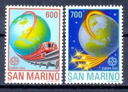SAN MARINO      (EUR 354) - 1988