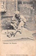 ÉGYPTE►CHARMEUR DE SERPENTS►LICHTENSTERN & HARARI, CAIRO N°521 - Persons