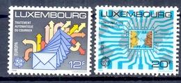 LUXEMBURG     (EUR 356) - 1988