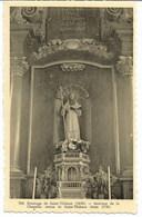 """MARCOUR-sur-OURTHE - Ermitage De Saint-Thibaut - Statue De Saint-Thibaut - N'a Pas Circulé - Les Editions """"Arduenna"""" - Rendeux"""