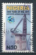 °°° NIGERIA - MI N°839 - 2010 °°° - Nigeria (1961-...)
