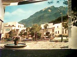 ISOLA D' ISCHIA - LACCO AMENO - PIAZZA S. RESTITUITA E HOTEL LA REGINELLA  VB1961 HQ9198 - Napoli (Naples)