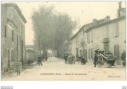 81.LABRUGUIERE.n°28932.ROUTE DE CARCASSONNE - Labruguière
