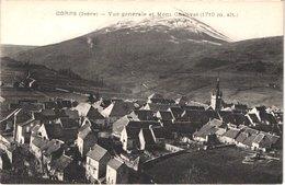 FR38 CORPS - Vue Générale Et Mont Chauvet - Belle - Corps