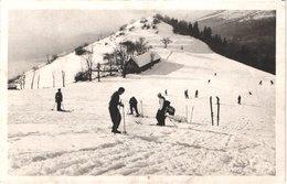 FR38 CORPS - Piste De Boustigue Et Al Ferme  - Skieurs - Animée  - Belle - Corps
