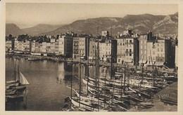 Toulon - Vue Panoramique Sur Le Port - Collection La Douce France - Toulon
