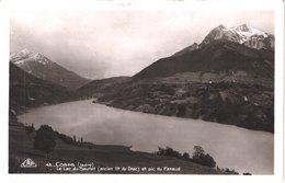 FR38 CORPS - Lac De Sautet Et Pic Du Faraud  - Belle - Corps