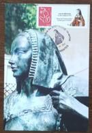 Timbre Personnalisé - Une Histoire - ANNE DE BRETAGNE - Un Mythe - NANTES - 2007 - Lettres & Documents