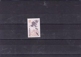 ILES FEROE : Carta Des Iles  : Y&T : 337** - Faroe Islands