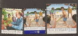 Nouvelle Zelande New Zealand 2013 Noel Christmas Obl - New Zealand