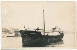 "Navire "" FLYING NORSEMAN"" ? - Carte Photo - Commercio"