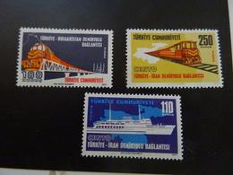 TURQUIE 1971 Neuf* - 1921-... Republiek