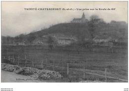 78 . N° 49168 . Trinité Chateaufort - Autres Communes