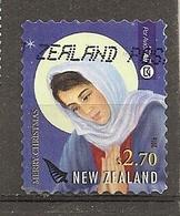 Nouvelle-Zelande New Zealand 2016 Noel Christmas Obl - New Zealand