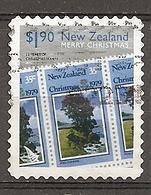 Nouvelle-Zelande New Zealand 2019 Noel Christmas Obl - New Zealand