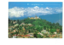 Cpm - Népal - KATHMANDU VALLEY - Mt. Langtang - - Nepal