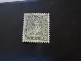 ISLANDE  1935 - Gebruikt