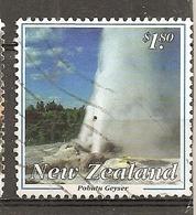 Nouvelle-Zelande New Zealand 200- Geyser Obl - New Zealand