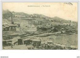 12.CRANSAC.VUE GENERALE.MINES - France