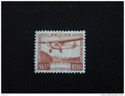 Japan Japon Nippon 1929 Vliegtuig Avion  Yv LP PA 3  MH * Côte 70€ - Airmail