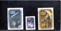 CG39 - 1957 Russia - Anno Int. Della Geofisica - International Geophysical Year