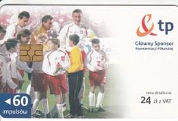 Poland - Football 60 Un - D-166 - Polen