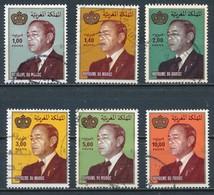 °°° MAROC - Y&T N°936/41 - 1983 °°° - Morocco (1956-...)