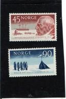 CG39 - 1961 Norvegia - Roald Amundsen - Esploratore - Polar Explorers & Famous People