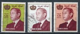 °°° MAROC - Y&T N°1106/163/192 - 1991/1994/1996 °°° - Morocco (1956-...)