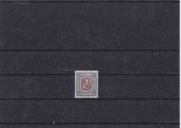 ISLANDE : Frédérik VIII Et Christian IX : Y&T : 59** - 1873-1918 Deense Afhankelijkheid