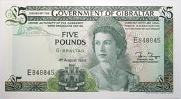 Gibraltar - 5 Pounds - 1988 - PICK 21b - NEUF - Gibraltar