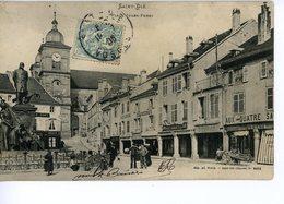 88 SAIUNT DIE Place Jules Ferry 1905 - Saint Die