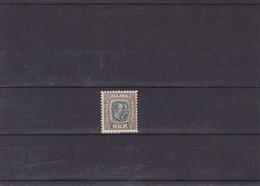 ISLANDE : Frédérik VIII Et Christian IX : Y&T :60* - 1873-1918 Deense Afhankelijkheid