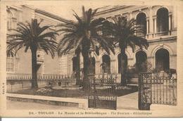 83] Var > Toulon Le Musée Et La Bibliothèque - Toulon