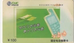 CHINA. Mobile Phone. 2004-12-31. JLT-TP-3-3(3-2). (1145). - China