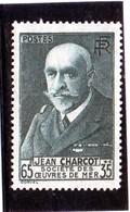 CG39 - 1938 Francia - Jean Baptiste Charcot - Oceanografo Ed Esploratore - Polar Explorers & Famous People