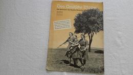Raree Zeitschrift Das Deutsche Mädel In Der HJ 1942 Bund Deutscher Mädels BDM JM - Magazines & Papers
