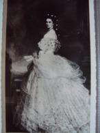 CPA  / APK  Kaiserin Elisabeth N.d.Gemälde Von Franz Xaver Winterhalter  (Echte Photographie) - Autres