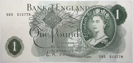 Grande-Bretagne - 1 Pound - 1960 - PICK 374a - SUP - 1 Pound
