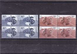 ISLANDE :  : Y&T : 888**889**blocs De 4 Timbres - 1944-... Republiek