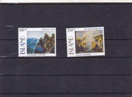 ISLANDE : Tableaux : Y&T : 795**796** - 1944-... Republiek