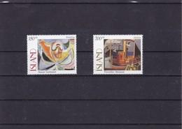ISLANDE : Tableaux : Y&T :821**822** - 1944-... Republiek