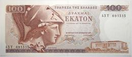 Grèce - 100 Drachmai - 1978 - PICK 200b - SPL - Griechenland