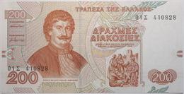 Grèce - 200 Drachmai - 1996 - PICK 204a - NEUF - Griechenland