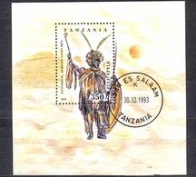 TANZANIA - COSTUMES -  MI.NO.BL 236 - CV - 2,5 € - Tanzania (1964-...)