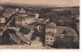 N°14 -  CHATEL-GUYON -L'Avenue Baraduc - Etablissement Thermal Et Le Casino - Vue Prise Du Splendid Hôtel - Châtel-Guyon