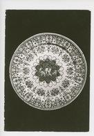 Faïence De Rouen : Grand Plat à L'ocre Niellé (début XVIIè S.) Musée Beaux Arts (cp Vierge) - Fine Arts